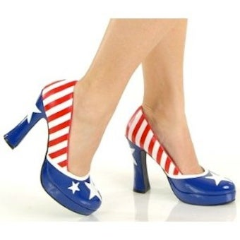 Illustration for article titled Female Politician Seeks Your Help With Her Shoes