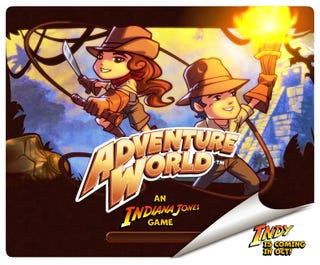 Illustration for article titled Zynga Adding Indiana Jones to Facebook's Adventure World