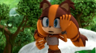 Sonic Boom Animated Series Debuts November 8, Doesn't Look ...