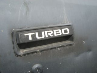 Illustration for article titled Dodge Conquest: Because You Can't Repeat the Word TURBO Too Many Times!