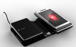 Illustration for article titled Powermat Throws Out The Cases With New Swappable Batteries For Wireless Charging