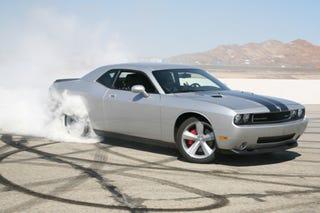 Illustration for article titled 2008 Dodge Challenger SRT8, Reviewed