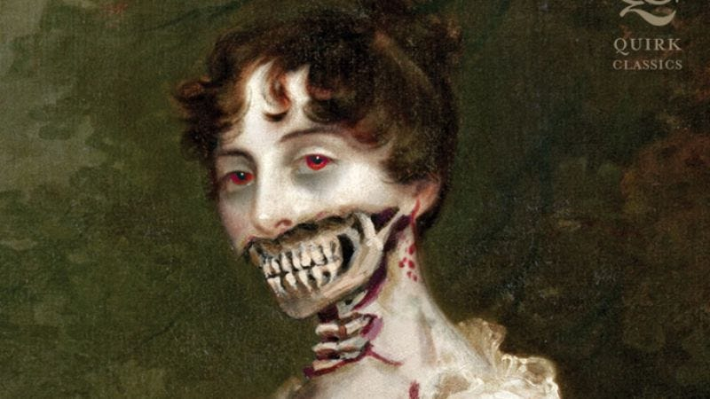 Illustration for article titled Pride And Prejudice And Zombies has another director (for now)