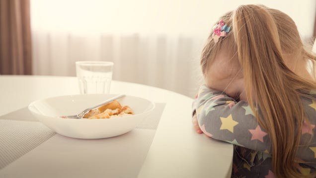 How to Know If Your Child Has Pediatric Feeding Disorder