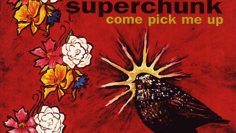 Illustration for article titled Superchunk to reissue Come Pick Me Up