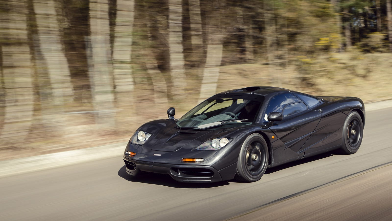 you can now buy a perfect mclaren f1 for a heap of cash
