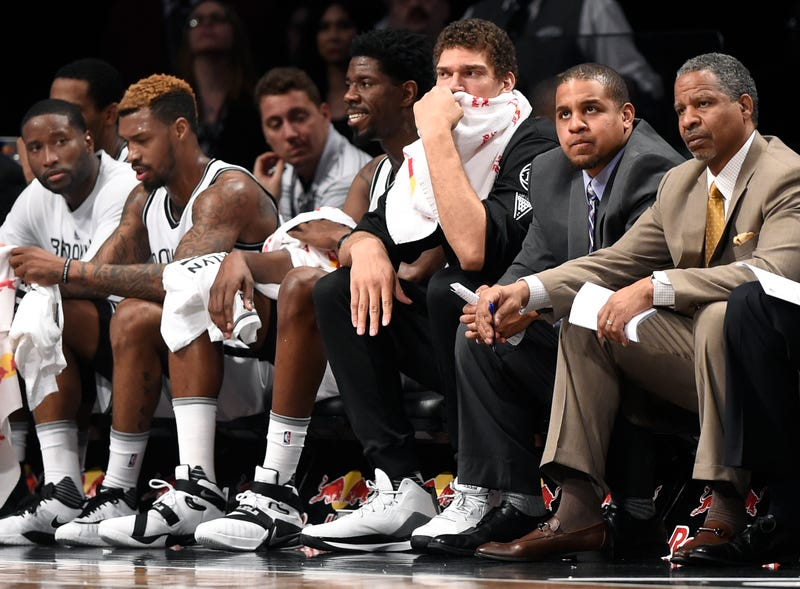 Illustration for article titled The Nets' Season Highlight Video Is Just This Play, Over And Over