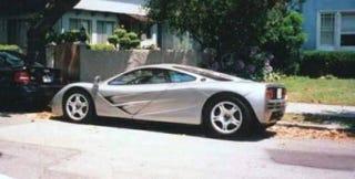 "Illustration for article titled An $8 Million McLaren F1 Is ""For Sale"" On Craigslist (Update)"