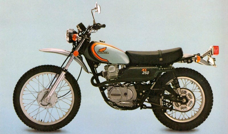 Photo Credit: Honda. More old brochures and ads here.