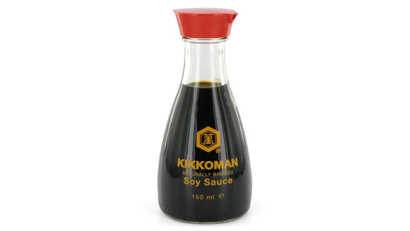 Illustration for article titled The Story Behind the Iconic Soy Sauce Bottle That Hasn't Changed in Over 50 Years