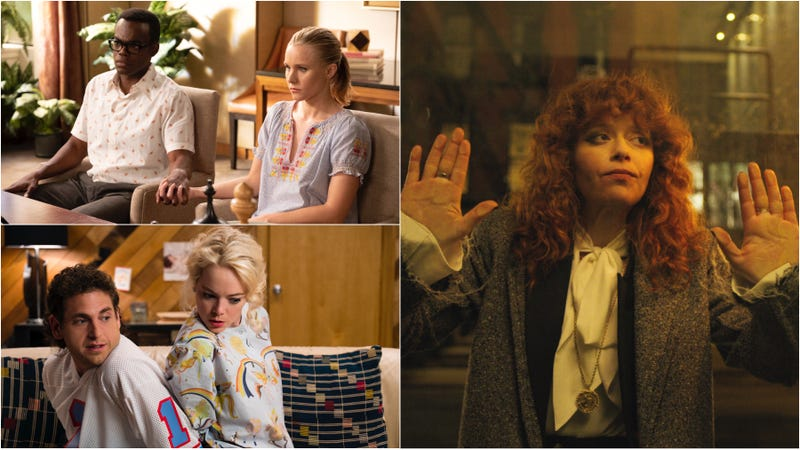 Russian Doll, Maniac, The Good Place: Helping others helps