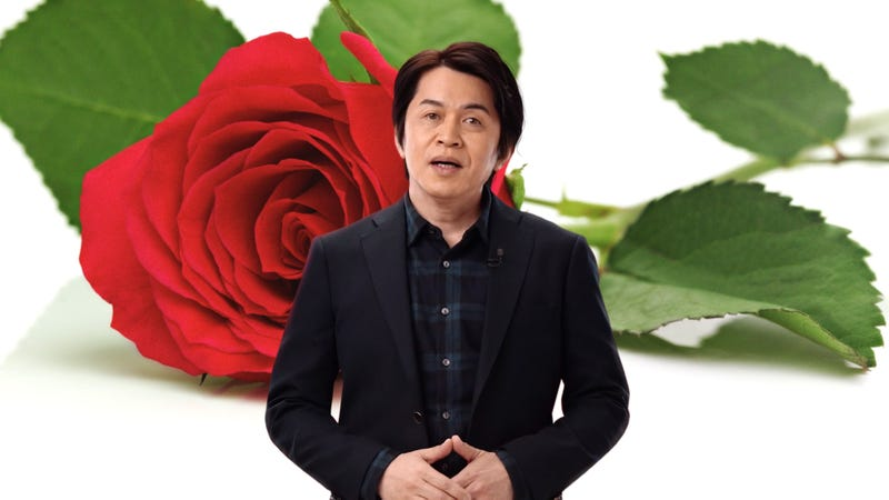 Illustration for article titled They Did it Again: During Wednesday's Nintendo Direct The Company Announced The Beauty Of A Rose