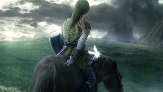 Illustration for article titled Zelda's Song of Storms, Recreated