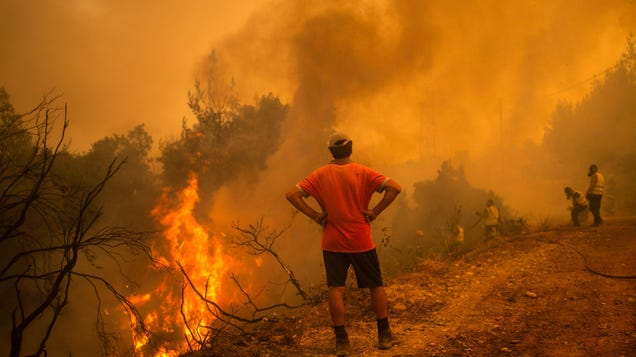 5 Big Takeaways From the New UN Climate Report