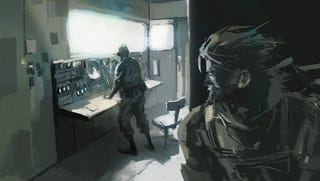 Illustration for article titled Metal Gear: Peace Walker Hits The UK Next May