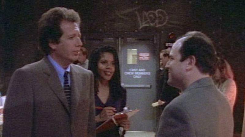 """Illustration for article titled The Larry Sanders Show: """"Would You Do Me a Favor?""""/""""The Gift Episode"""""""