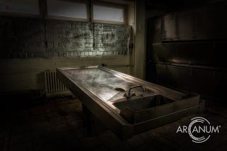 Illustration for article titled Explore The Chilling Remains Of Berlin's Abandoned School Of Anatomy