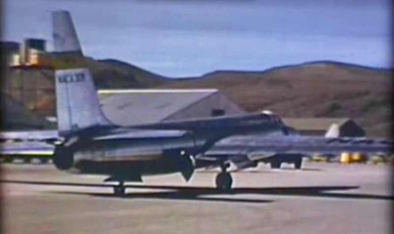 Illustration for article titled This CIA Released Film Shows The Birth Of Area 51 And The U-2 Spyplane