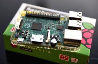 Illustration for article titled Save Over 85% On This Complete Raspberry-Pi Robotics Starter Kit