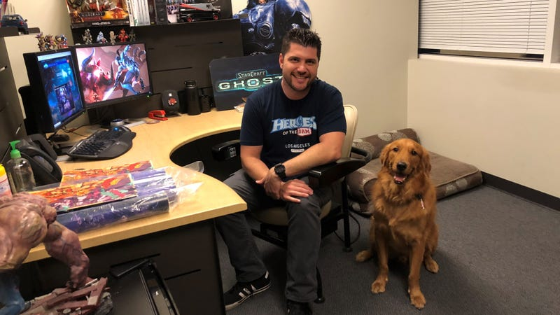 I'm Kaeo Milker, Heroes of the Storm Production Director, and This Is How I Work