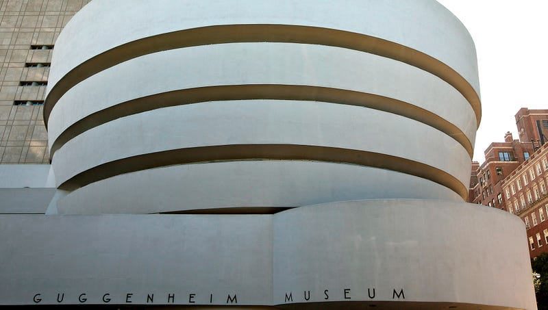 Illustration for article titled Art Experts Confirm Guggenheim Museum A Forgery