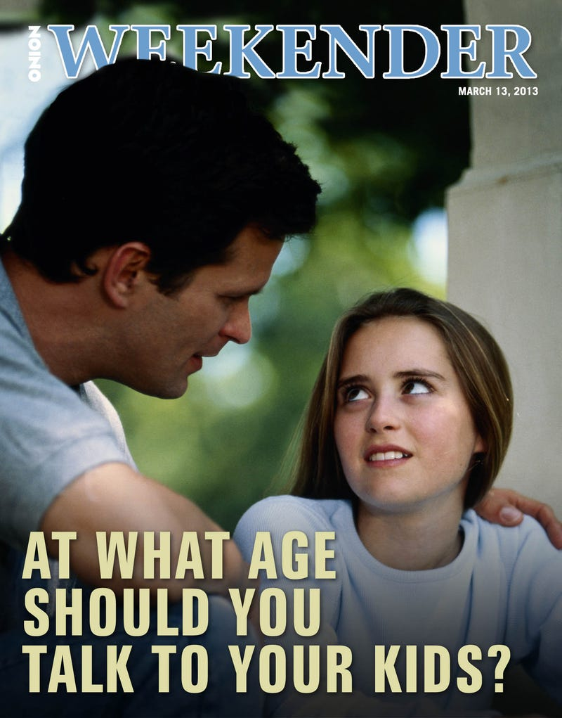 what age should i start dating seriously This is the only time you can really do something ambitious, if you're being  the  point is that 30 (or 32, or 35) is not the age when you want to be practicing  serious relationships for the first time  you have to date a few terrible people   and kids sometime before you can start collecting social security.