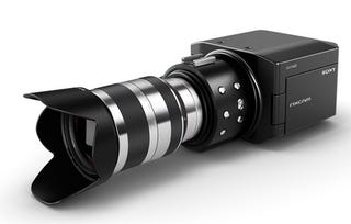 Illustration for article titled Sony's Camcorder That Takes DSLR Lenses Will Be On Sale Next Year