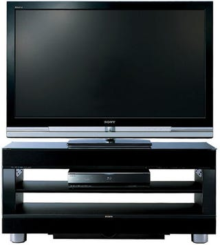 Sony Rht G900 Tv Stand With Built In 5 1 Virtual Surround Sound