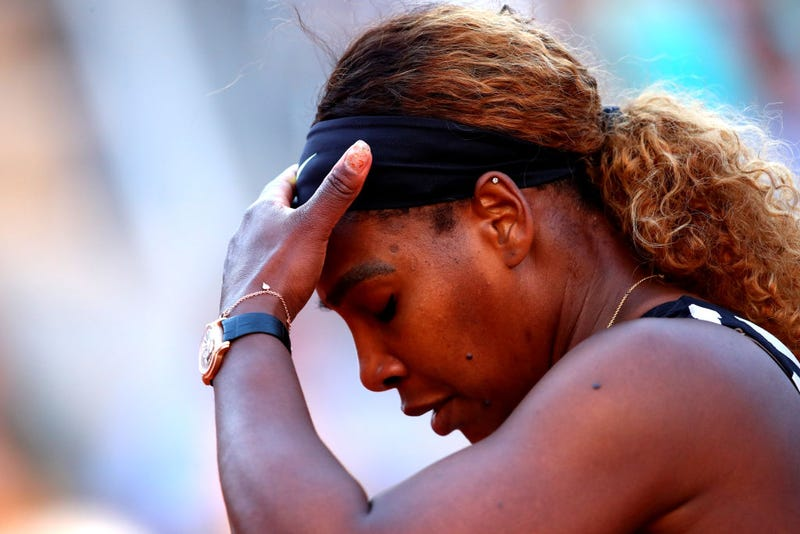 Illustration for article titled Serena Williams and Naomi Osaka Eliminated from French Open