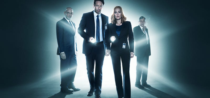 Illustration for article titled The X-Files Premiere Was Terrible And I Still Loved It