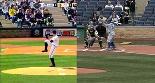 Illustration for article titled Working the Angles to Make Video Game Baseball Look More Like TV