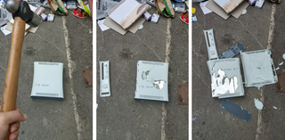 Illustration for article titled Korean Gamer Destroys an Xbox 360, Alleges Microsoft Isn't Trying