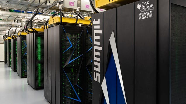 How Supercomputers Are Helping to Fight Covid-19