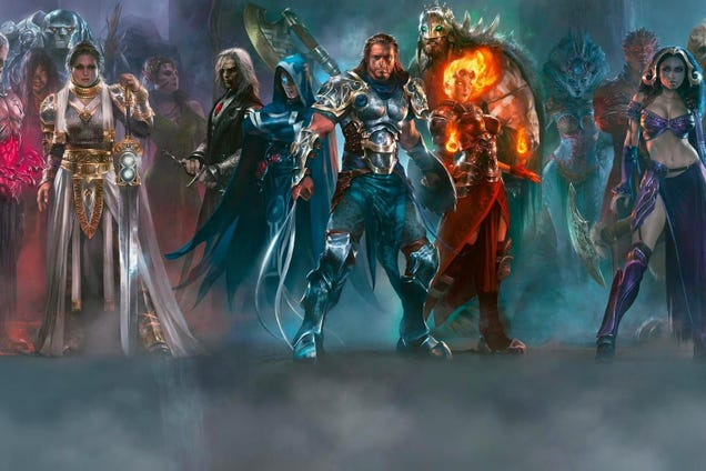 Netflix Magic: The Gathering Animated Series Hires Jeff Kline to Replace Russo Bros.