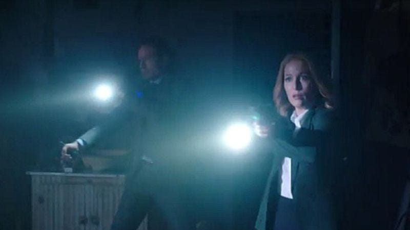 Illustration for article titled Fox's X-Files revival will premiere at New York Comic-Con next month