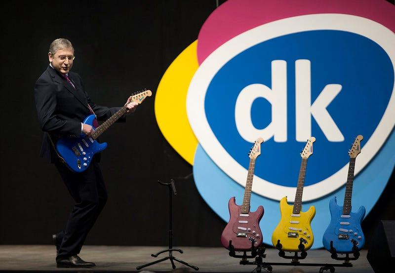 Illustration for article titled A DK nem punkegyüttest alapított, csak arculatot váltott