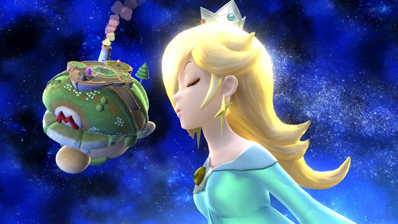 Illustration for article titled Smash Shot of the Day: Out of this World Character Reveal!