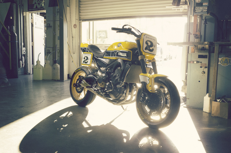 Illustration for article titled This Stunning Roland Sands Faster Wasp Concept Is Likely Headed Into Production