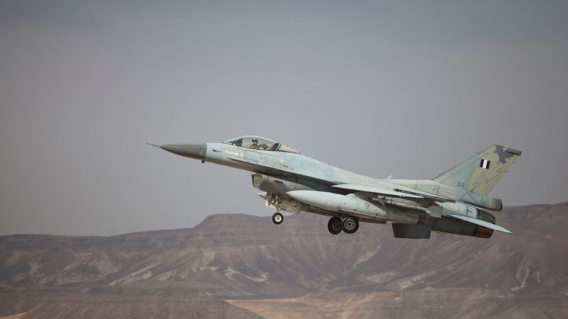 Greek Fighter Jet Crashes In Spain, At Least 10 Reportedly Killed