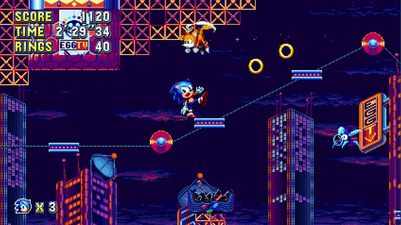 Illustration for article titled Sonic Mania and Borderlands: The Handsome Collection Are June's PlayStation Plus Games