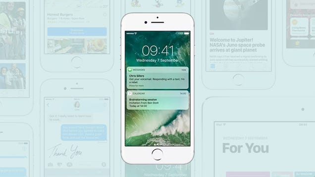 How to Undo the Changes on the iOS 10 Lock Screen