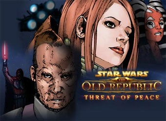 Illustration for article titled Star Wars: The Old Republic Reaches Beyond The Game