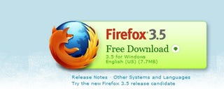 Illustration for article titled Firefox 3.5 Officially Available for Download