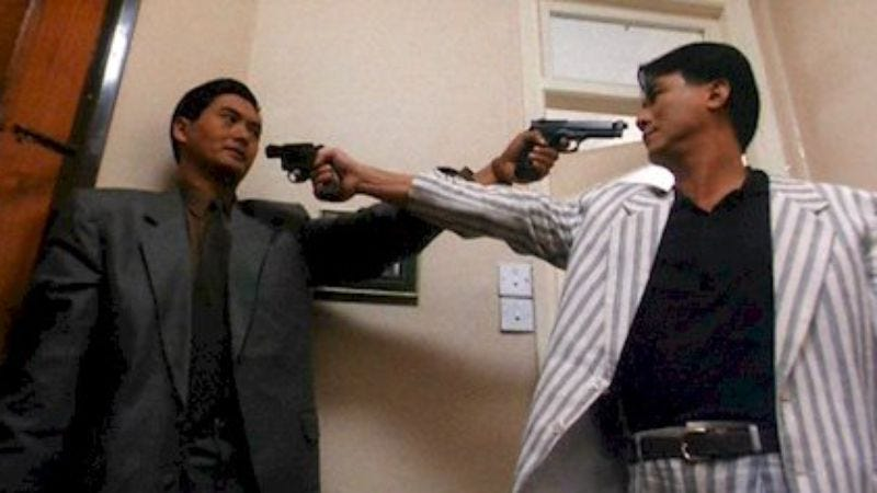 Illustration for article titled John Woo really is remaking The Killer