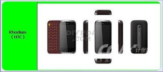 Illustration for article titled HTC's Full 2009 Smartphone Lineup Leaked?