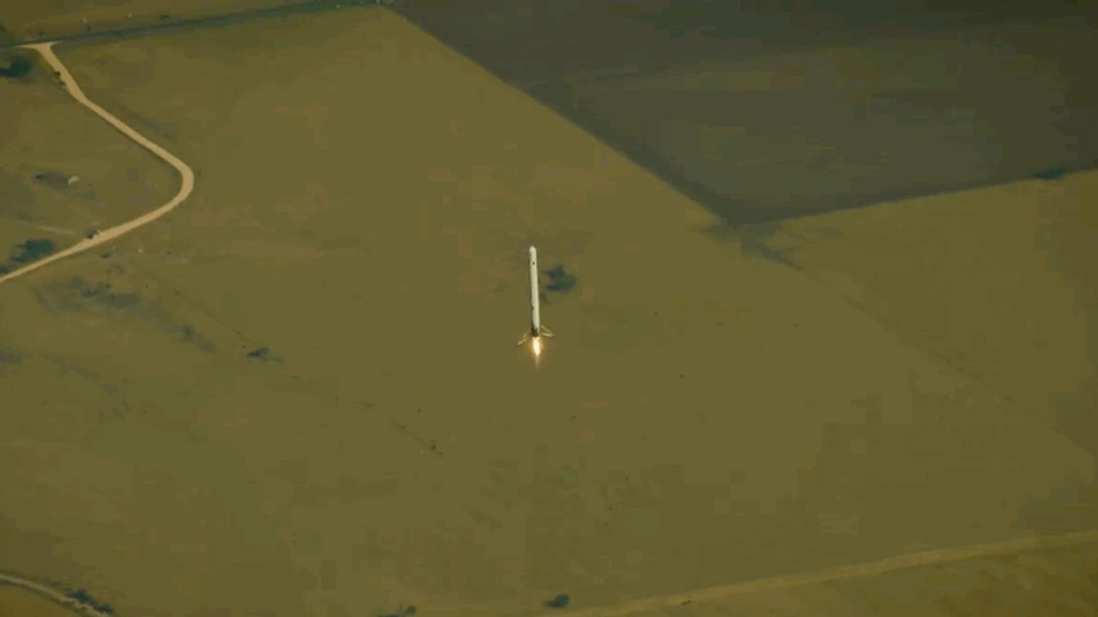 SpaceX rinde homenaje a todas las explosiones y errores de cálculo que perfeccionaron el Falcon 9