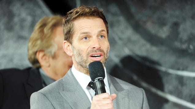 "Sorry, Zack Snyder, but we don't believe anyone's asking you ""what would be on a Snyder Cut sandwich"""