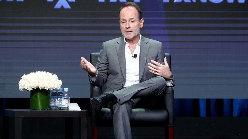 FX CEO John Landgraf at the Television Critics Association press tour (Photo: Frederick M. Brown/Getty Images)