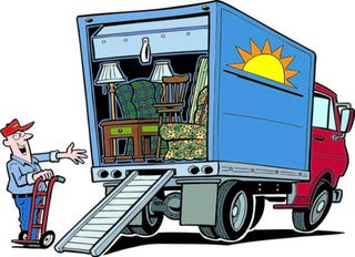 Illustration for article titled Well, I hired the movers today.