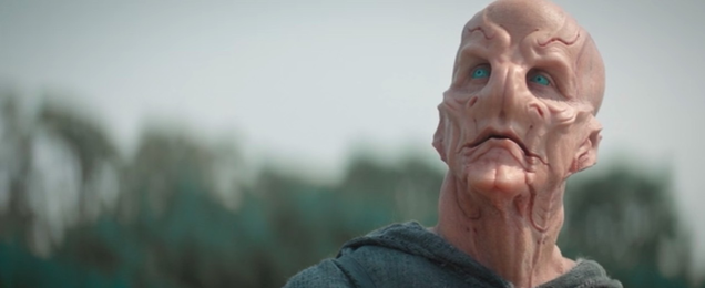 Star Trek s Latest Short Treks Gives Saru the Brilliant, Inspiring Origin Story He Deserves